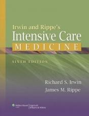 book cover of Irwin and Rippe's Intensive Care Medicine by Richard S. Irwin
