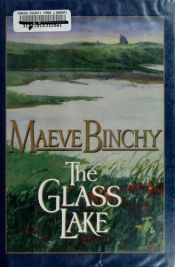 book cover of The Glass Lake by Maeve Binchy
