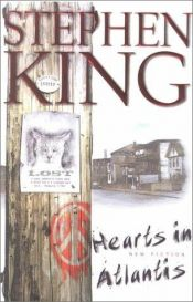 book cover of Hearts in Atlantis by Stephen King