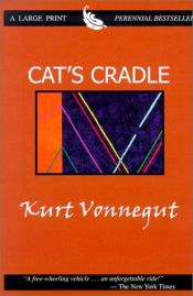 book cover of Macskabölcső by Kurt Vonnegut