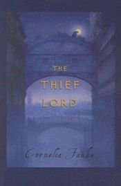 book cover of The Thief Lord by Cornelia Funke
