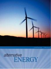 book cover of Alternative energy, Vol. 3. by Neil Schlager