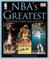 book cover of NBA's Greatest by DK Publishing