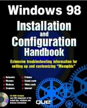 book cover of Windows 98 Installation & Configuration Handbook by Rob Tidrow