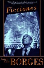 book cover of Fikcijos by Jorge Luis Borges