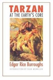 book cover of Tarzan at the Earth's Core by Edgar Rice Burroughs