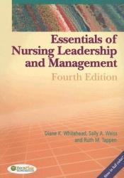 book cover of Essentials of Nursing Leadership and Management by Diane K. Whitehead