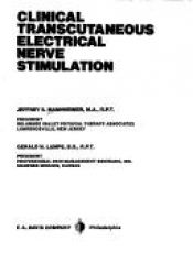 book cover of Clinical transcutaneous electrical nerve stimulation by Jeffrey S. Mannheimer