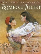 book cover of William Shakespeare's Romeo and Juliet by Bruce Coville