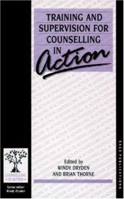 book cover of Training and Supervision for Counselling in Action (Counselling in Action series) by Stieg Larsson