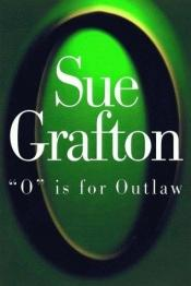 "book cover of ""O"" Is for Outlaw by Sue Grafton"