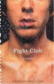 book cover of Fight Club by Chuck Palahniuk