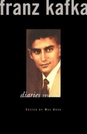 book cover of The diaries, 1910-1923 by Franz Kafka