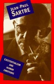 book cover of Exisztencializmus by Jean-Paul Sartre