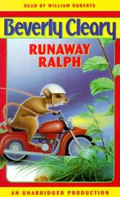 book cover of Runaway Ralph by Beverly Cleary