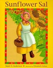 book cover of Sunflower Sal (Prairie Paperback Books) by Janet S. Anderson