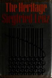book cover of Forhistorien by Siegfried Lenz
