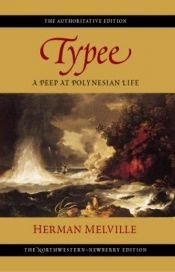 book cover of Typee by Herman Melville