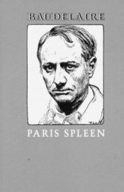book cover of Små prosadikter : (le spleen de Paris) by Charles Baudelaire
