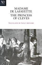 book cover of The Princess of Cleves by Madame de La Fayette