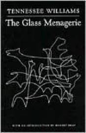 book cover of The Glass Menagerie by Tennessee Williams