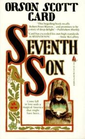 book cover of Seventh Son by Orson Scott Card
