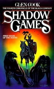book cover of Shadow Games by Glen Cook