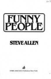 book cover of Funny People by Steve Allen