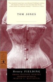 book cover of Tom Jones : berättelsen om ett hittebarn by Henry Fielding
