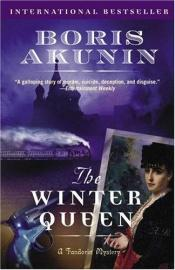 book cover of The Winter Queen by Boris Akounine