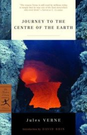 book cover of Journey to the Center of the Earth by Jules Verne