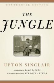 book cover of The Jungle by Upton Sinclair, Jr.