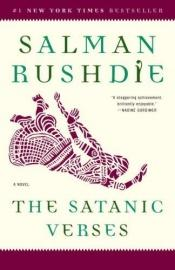 book cover of The Satanic Verses by Salman Rushdie