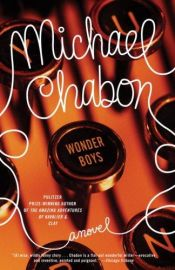 book cover of Wonderboys by Michael Chabon
