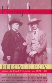 book cover of Beloved boy : letters to Hendrik C. Andersen, 1899-1915 from Henry James by Henry James