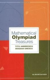 book cover of Mathematical Olympiad Treasures by Titu Andreescu