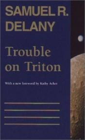book cover of Triton by Samuel R. Delany