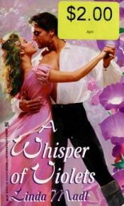 book cover of A Whisper of Violets by Linda Madl