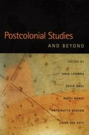 book cover of Postcolonial Studies and Beyond by Frederick Cooper