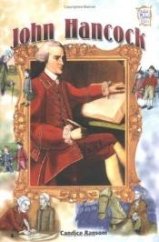 book cover of John Hancock by Candice F. Ransom