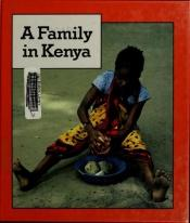 book cover of A Family in Kenya by Michael Griffin