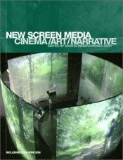 book cover of New Screen Media: Cinema by Martin Rieser