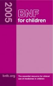 book cover of British National Formulary for Children by Ian Costello