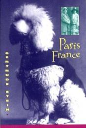 book cover of Paris, France by Gertrude Stein