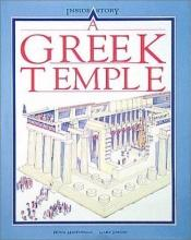 book cover of A Greek Temple (Inside Story) by Fiona Macdonald