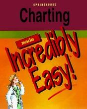 book cover of Charting made incredibly easy by Lippincott