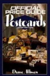 book cover of Official Price Guide to Postcards by Diane Allmen