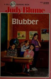 book cover of Blubber by Judy Blume