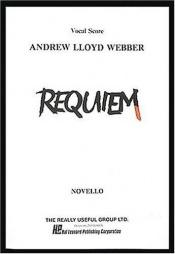 book cover of Requiem (Vocal Score) by Andrew Lloyd Webber