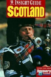 book cover of Insight Guide Scotland (Scotland, 4th ed) by Not Stated